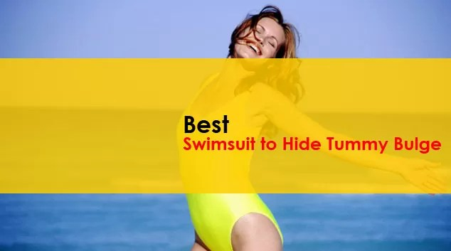 Best Swimsuit to Hide Tummy Bulge