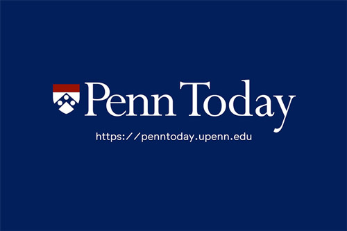 Penn Today logo with link