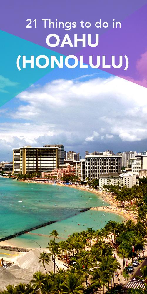 21 Things to do in Oahu (Honolulu) | Hello Raya Blog