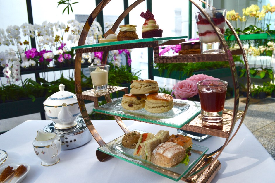 | High Tea at the Majestic Hotel | Hello Raya Blog