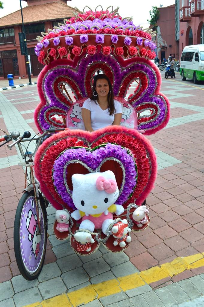 Rickshaw Malacca Things to do in Malacca | Hello Raya Blog