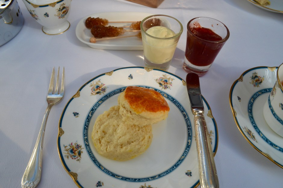 Scones | High Tea at the Majestic Hotel | Hello Raya Blog