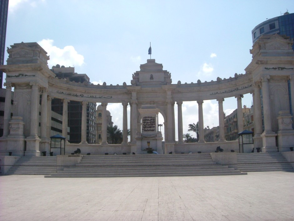 Monument of the Unknown Soldier, Alexandria | Places to visit in Egypt | Hello Raya Blog