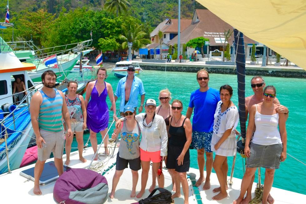 Sailing Phuket | Sailing Holidays | Hello Raya Blog