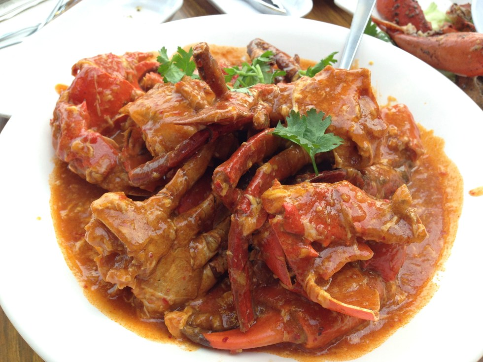 Chilli Crab | Things to do in Singapore | Hello Raya Blog