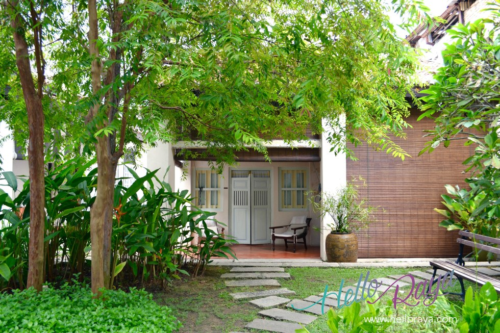 23 Love Lane - Garden Area | Hello Raya