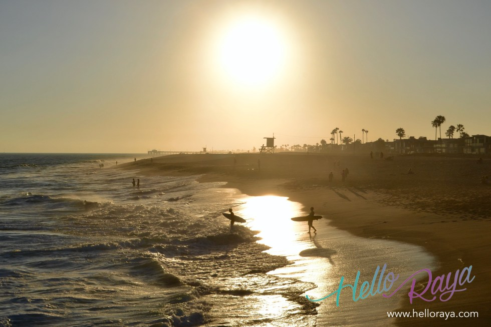 Newport Beach | Pacific Coast Highway Road Trip | Hello Raya Blog