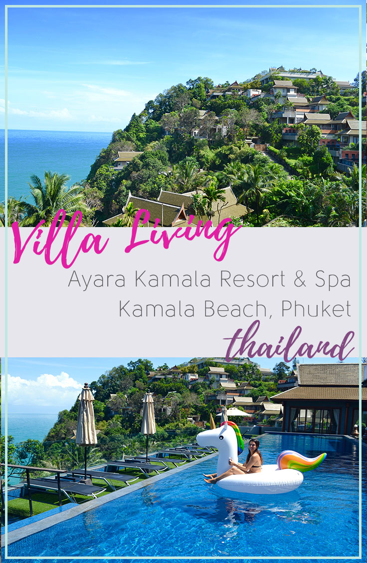 Villa Living at the Ayara Kamala Resort & Spa, Kamala Beach (Phuket) | Hello Raya Blog