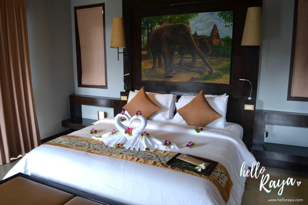 The Master Bedroom | Ayara Kamala Resort | Hello Raya Blog