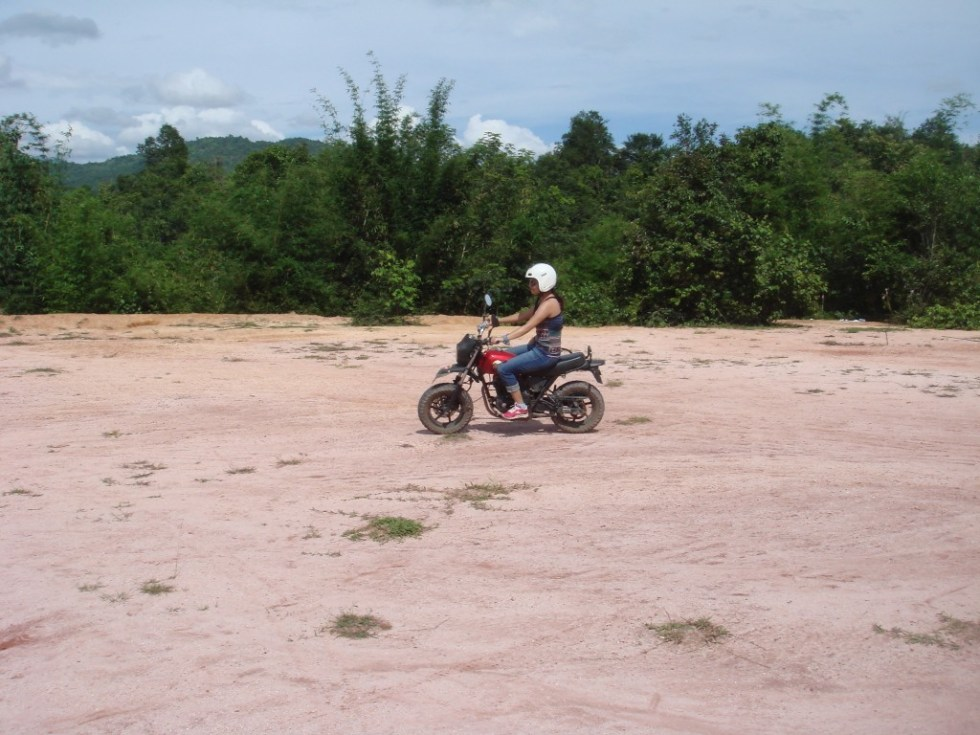 Dirt Biking | 10 Things to do in Vang Vieng | Hello Raya Blog