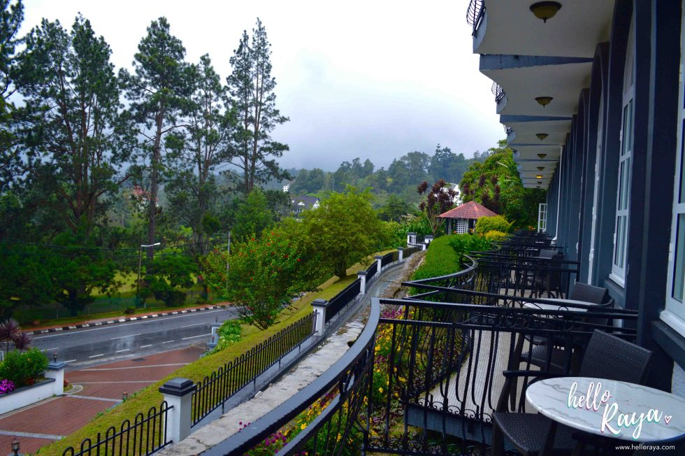 Balconies | Cameron Highlands Resort, Malaysia | Hello Raya Blog