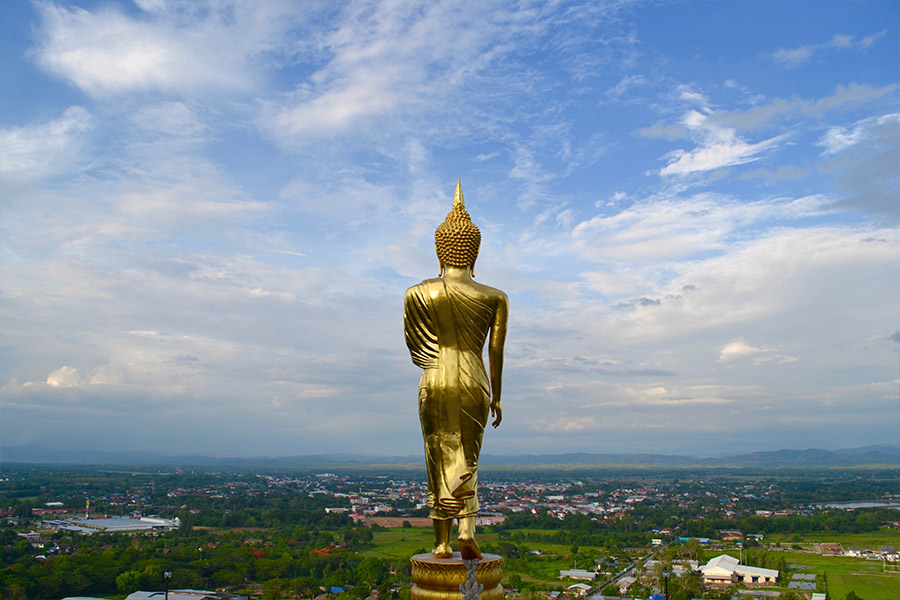 Blessing Buddha in Nan | Places to Visit in Thailand | Travel in Thailand | Hello Raya Blog