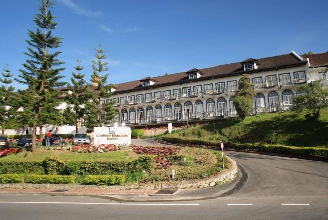 The Exterior of the Hotel | Cameron Highlands Resort, Malaysia | Hello Raya Blog