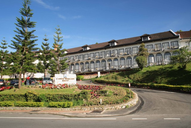 The Exterior of the Hotel | Cameron Highlands Resort, Malaysia | Hello Raya Blog