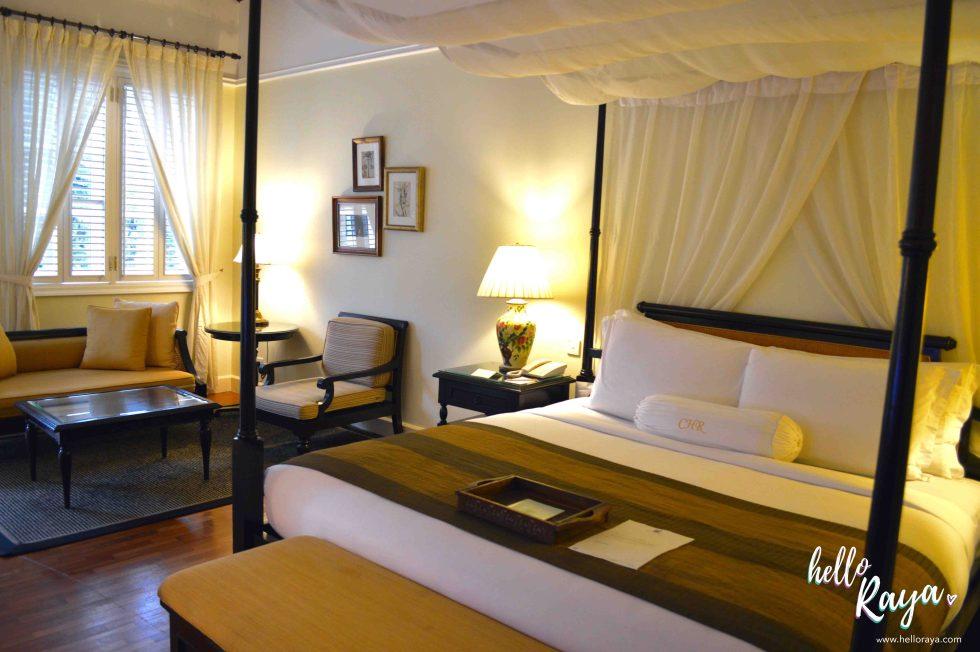 King Deluxe Room | Cameron Highlands Resort, Malaysia | Hello Raya Blog