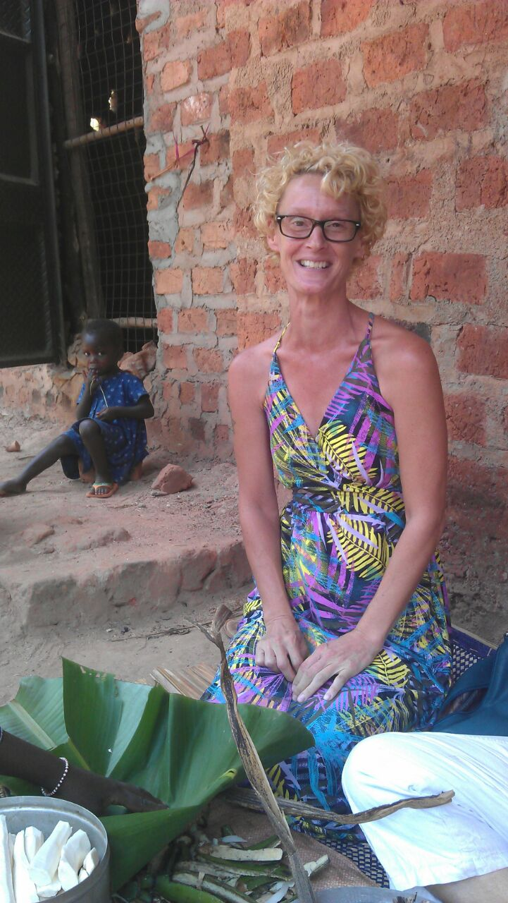 Leslie, founder of The Real Uganda | Hello Raya Blog