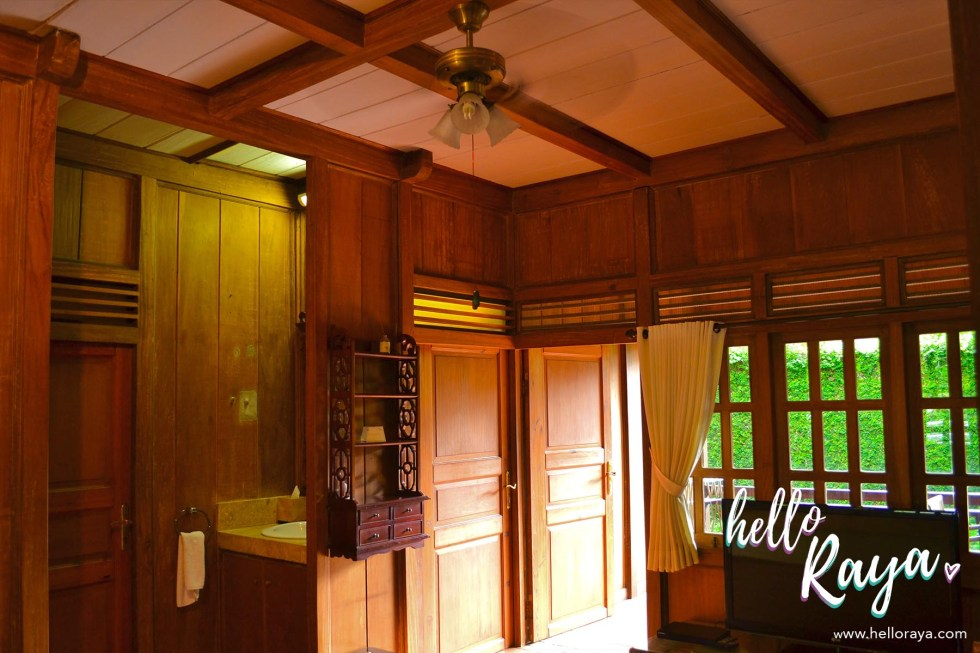Alindra Villas in Bali | Ethnic Villa Living Room Area | Hello Raya Blog