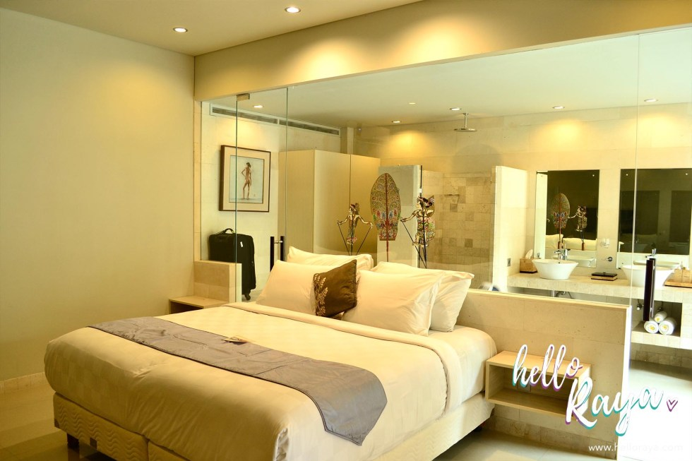Alindra Villas in Bali | Majestic Pool Villa Bedroom | Hello Raya Blog