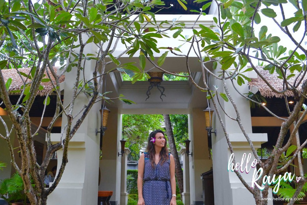 Southeast Asia Bucket List | The Spa at the Movenpick Resort Karon Beach | Hello Raya Blog