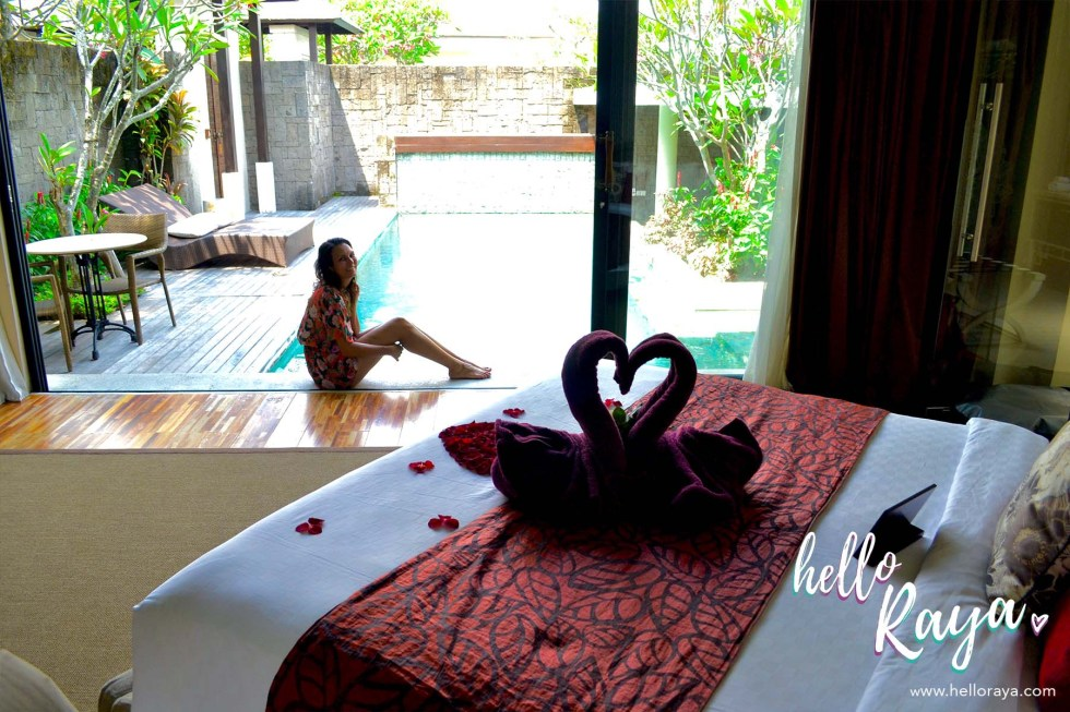 Berry Amour Resort in Seminyak, Bali - Temptation Villa - Hello Raya Blog