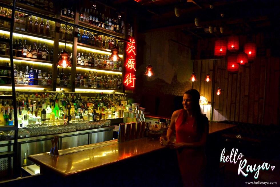 PS150 in Kuala Lumpur, Malaysia | The Main Bar | Hello Raya Blog