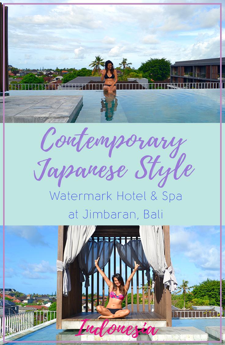 Watermark Hotel Jimbaran - Bali, Indonesia - Hello Raya Blog