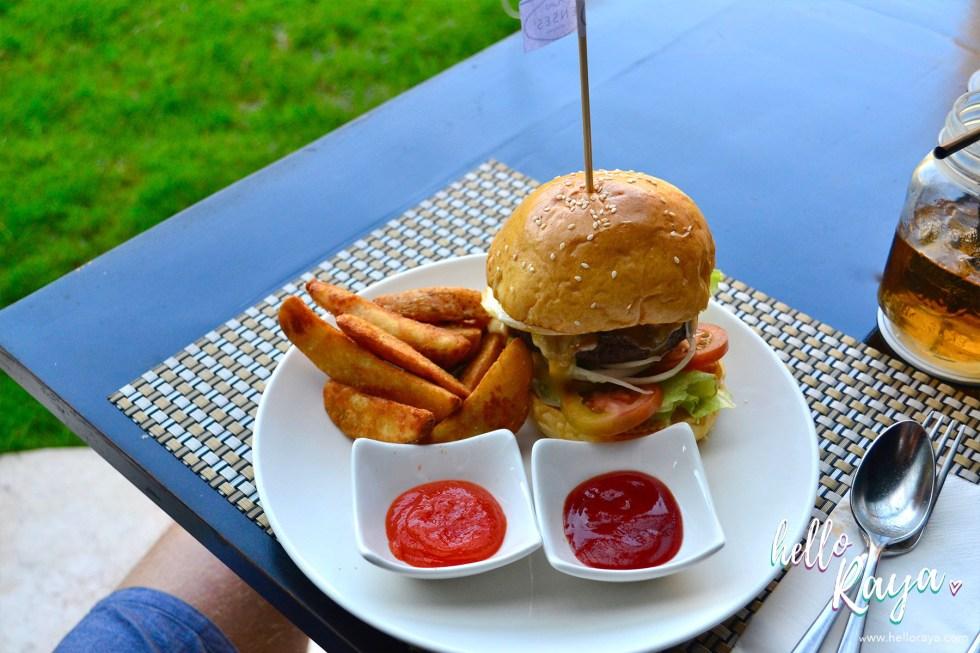 Watermark Hotel Jimbaran - Bali, Indonesia - Lunch at W Senses - Hello Raya Blog