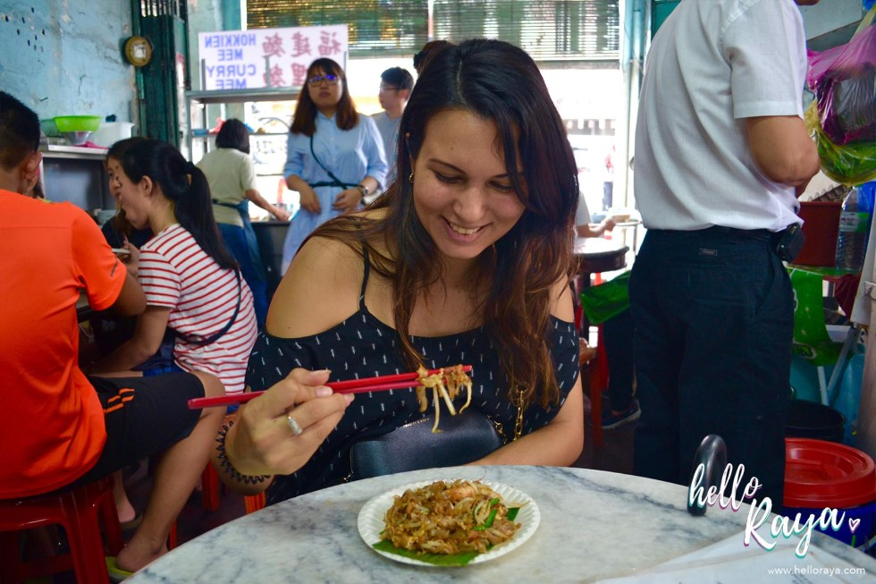 Irresistibly Delicious Malaysian Food You Must Try at Least Once in Your Lifetime - Char Kway Teow | Hello Raya
