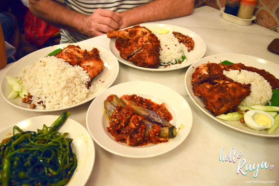 Irresistibly Delicious Malaysian Food You Must Try at Least Once in Your Lifetime - Nasi Lemak | Hello Raya