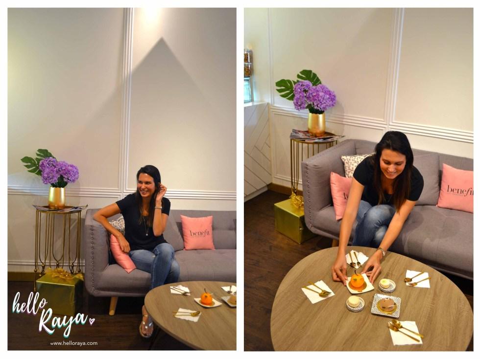 Instagrammable Cafe in Kuala Lumpur Malaysia - Tiny Temptress   Hello Raya Blog