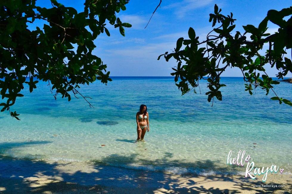 Trifena Belle Swimwear - The Perhentian Islands - Hello Raya Blog