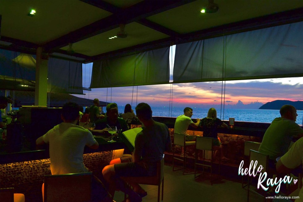 Eating & Drinking in Langkawi - The Cliff Restaurant & Bar | Hello Raya Blog