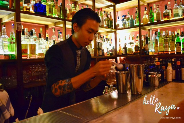 Omakase + Appreciate in Kuala Lumpur is one of Malaysia's Top Bars | Cocktails | Hello Raya Blog