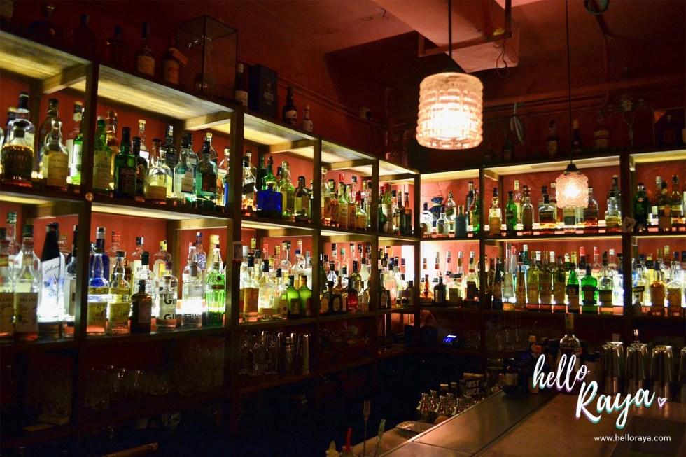 Omakase + Appreciate in Kuala Lumpur is one of Malaysia's Top Bars | The Bar Area | Hello Raya Blog