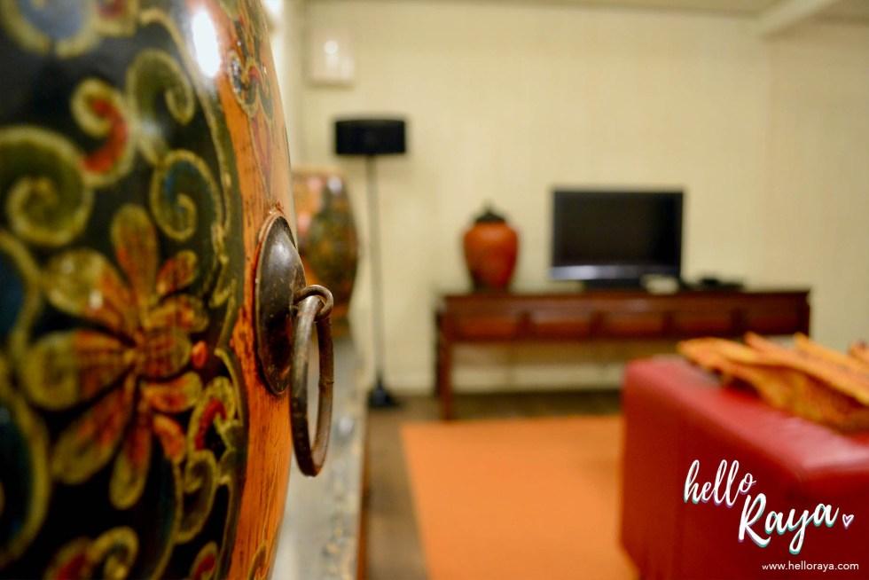 Temple Tree at Bon Ton Langkawi - Colonial House Room   Hello Raya Blog