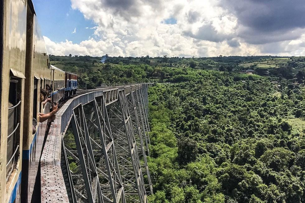 Ultimate Southeast Asia Bucket list - Gokteik Viaduct | Hello Raya Blog