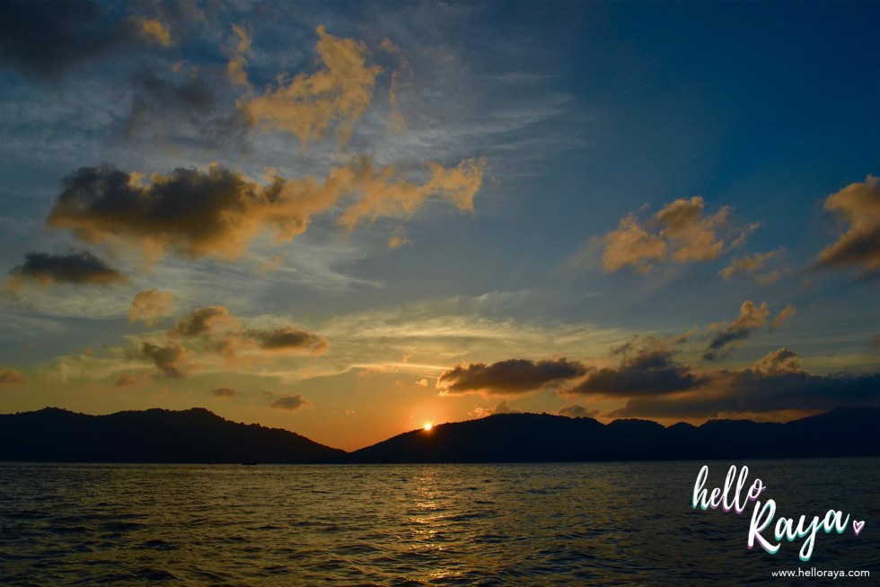 Incredible Things to do in Pulau Weh - Sunset | Hello Raya Blog