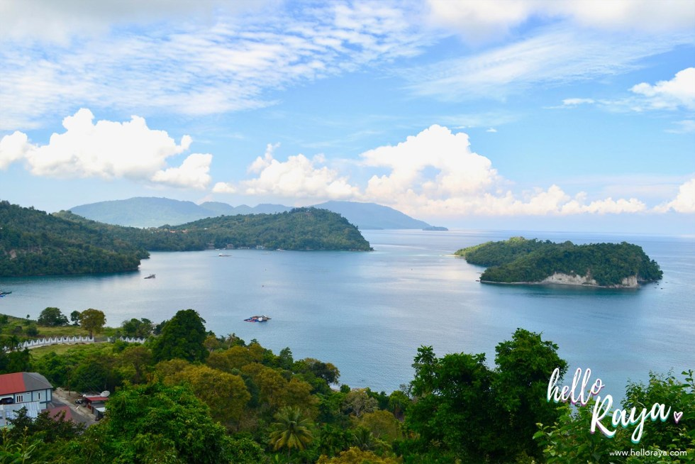 Incredible Things to do in Pulau Weh - The View | Hello Raya Blog