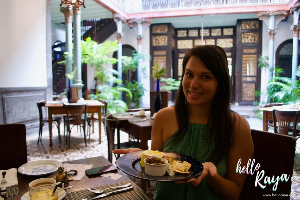Cheong Fatt Tze Mansion - The Blue Mansion George Town Penang | Hello Raya Blog
