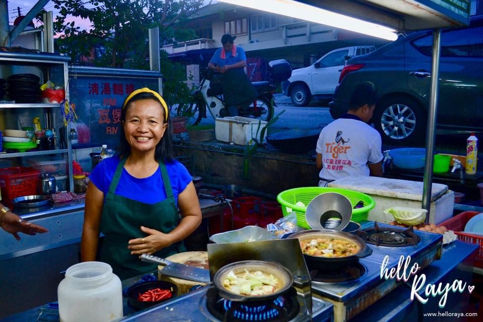 Food Tour Kuala Lumpur   Claypot Fish Head Curry   Hello Raya Blog
