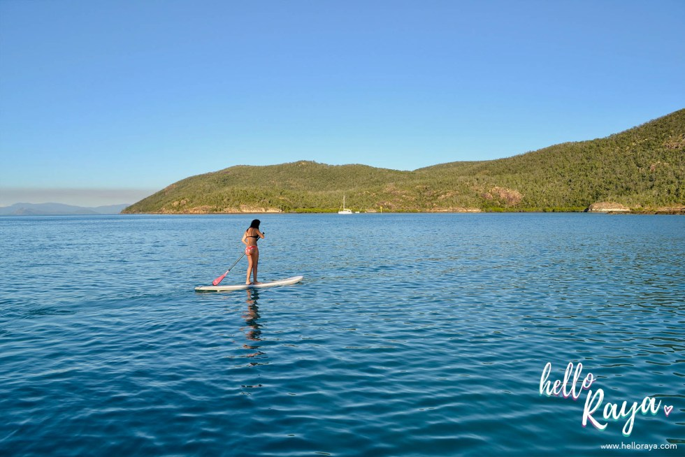 Sailing the Whitsundays | Review of the Whitsunday Blue | Whitsunday Holiday | Hello Raya Blog