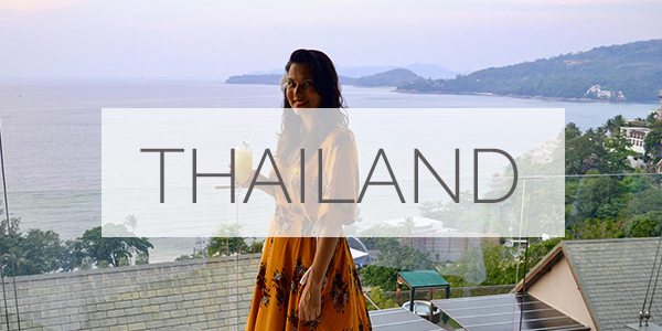 Eat and Drink in Thailand | Hello Raya Blog
