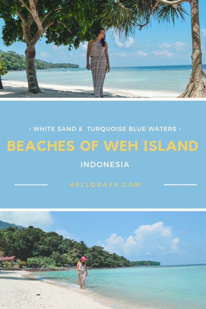 Pulau Weh Beach Indonesia | Hello Raya Blog