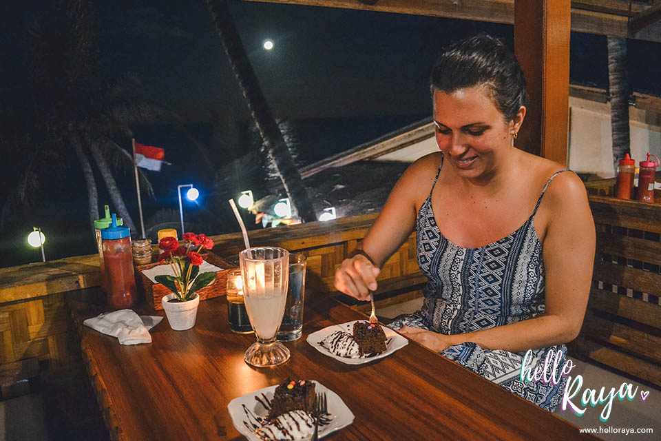 Places to Eat in Pulau Weh   Freddies   Hello Raya Blog