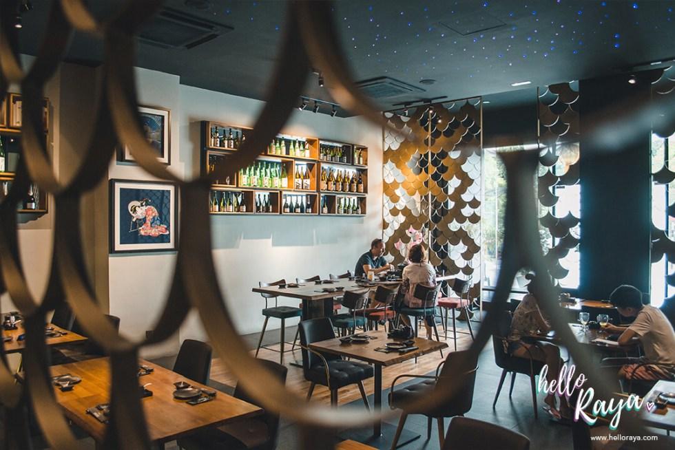 Uroko Japanese Restaurant KL - Venue | Hello Raya Blog