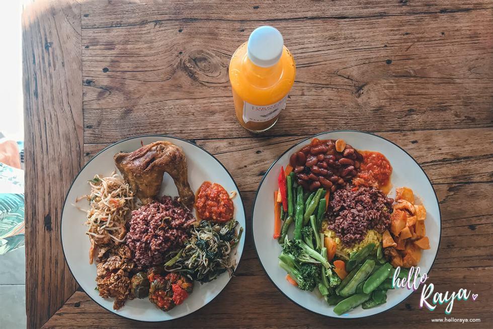 Canggu Restaurants - Warung Bu Mi | Hello Raya Blog