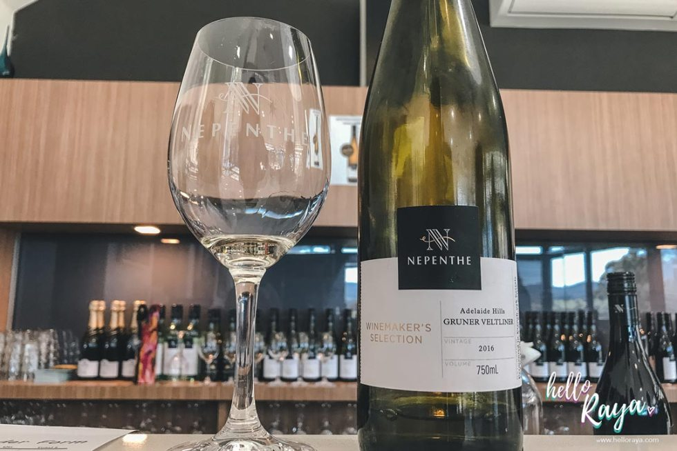 Adelaide Hills Wineries & Hanhdorf | Nepenthe Winery | Hello Raya Blog