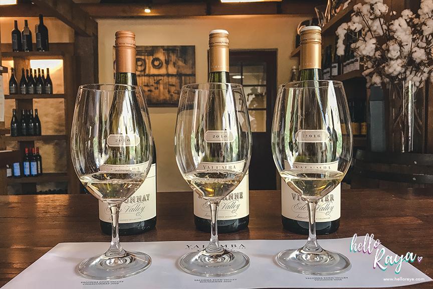 Barossa Valley Wineries - Yalumba   Hello Raya Blog