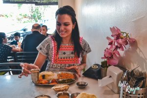 Ganga, a Vegetarian Restaurant in KL Cooking From the Heart