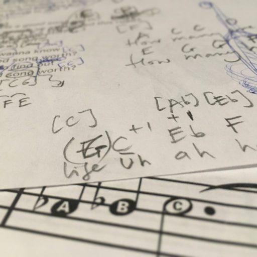 Song writing draft